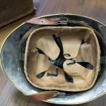 Старинный подарок - каска пожарного