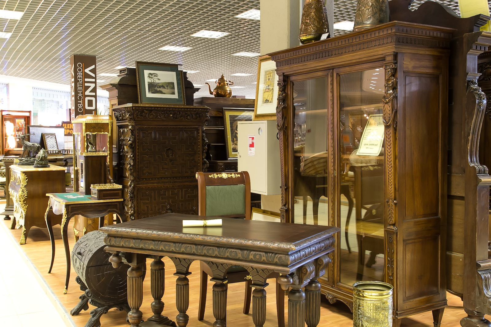 Антикварная мебель из Западной Европы