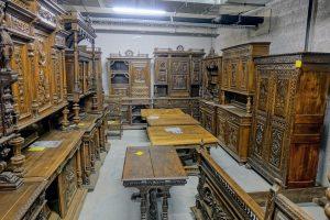 Самая большая коллекция мебели в бретонском стиле в Москве!