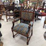 старинное кресло купить